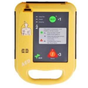 Automated External Defibrillator – AED7000 front