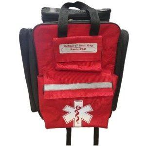 CritiCare AmbuPAC Red Bag