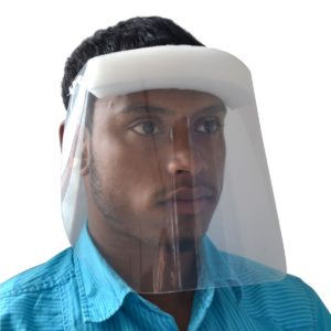 CritiCare_Safeshield_Face_Protector_Front