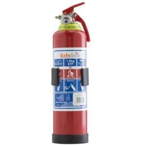 Fire Extinguisher 1kg with bracket
