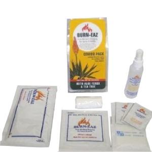 First Aid Burn Eaz Combo Pack