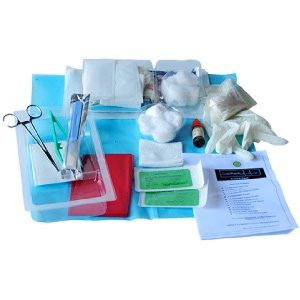 First Aid CritiPack - Medical Suture Tray