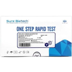 One Step Rapid Test 1