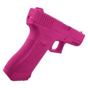 Training Gun Pink Back